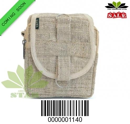 Pure Hemp Hand carrying Bag NK-1140