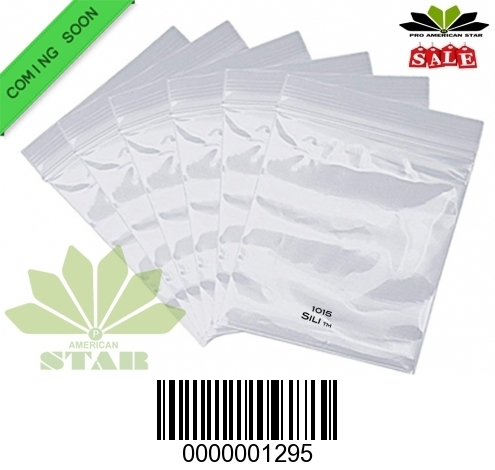 1000 CT-1015 Mini sili  apple - Smell less water proof bag-CT-1295