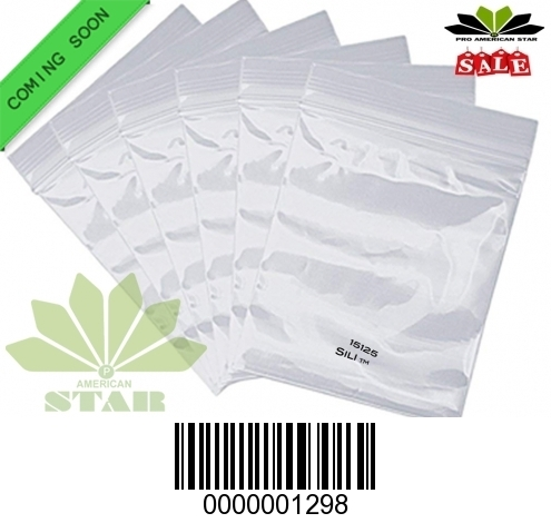 1000 CT-125125 Mini sili  apple - Smell less water proof bag-CT-1298