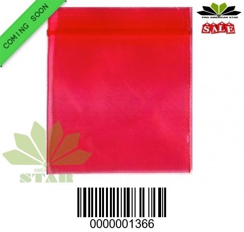 1000 CT-Mini Red apple i reused Ziplock baggy-CT-1365