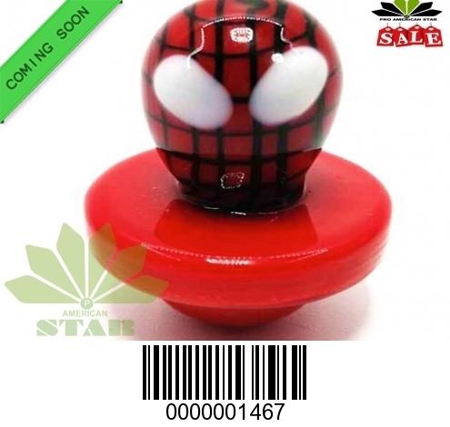 Spiderman universal Carb Cap-JK-1467