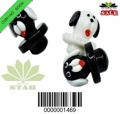 Doggy face  universal Carb Cap-JK-1469