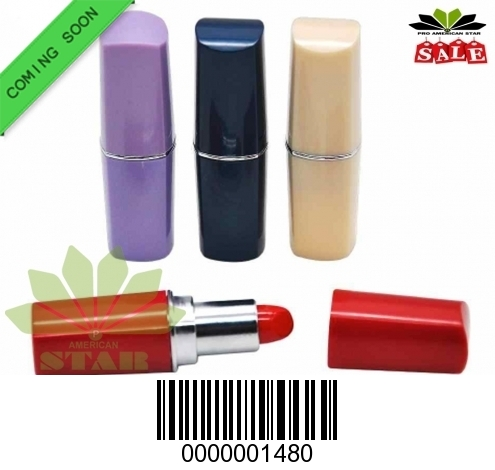 Stealth Lipstick -Metal Hand pipe-CM-1480