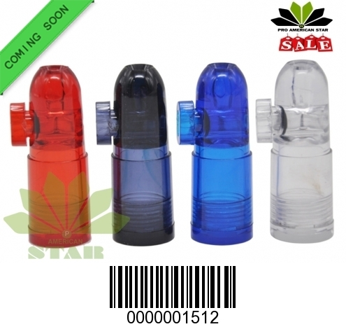 Acrylic Snuff Bullet-JK-1512