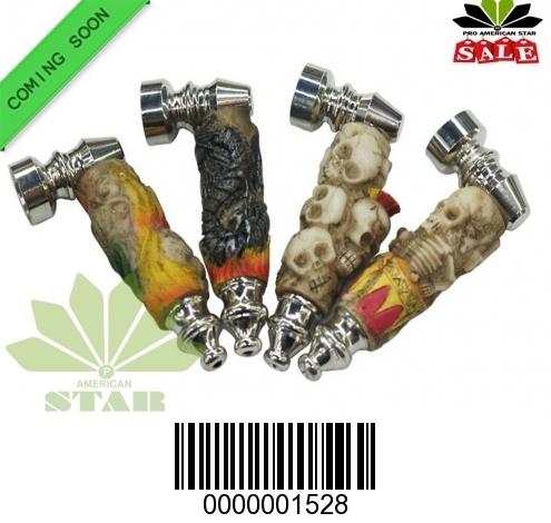 African metal pipe-CM-1528