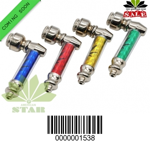 PVC tube, Stainless Steel metal hand pipe-CM-1538