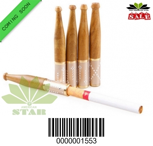 New Wooden Cigarette Holder-CM-1553