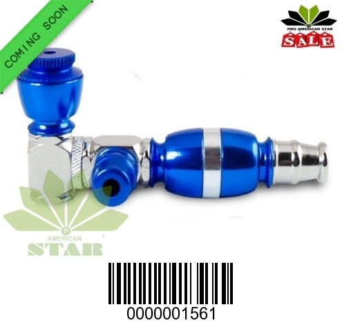 Double metal hand pipe-CM-1561