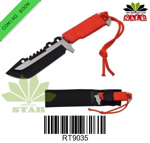Dagger with nylon sheath -J-9035
