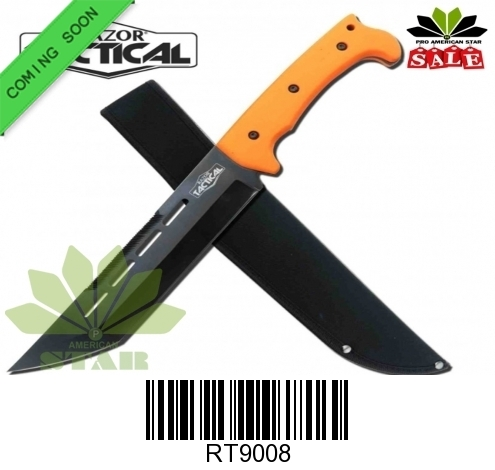 Full Tang Tactical Razor knife-J-RT9008