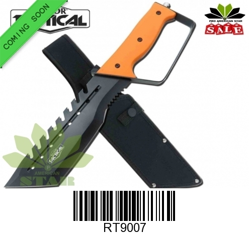 Orange Razor Tactical full tang Dagger-J-RT9007