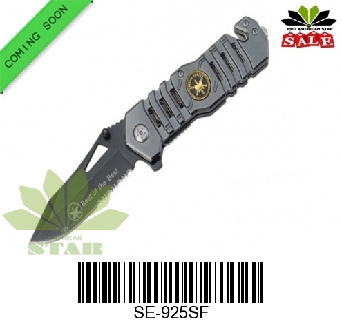 Special Force Tactical Spring Assist Knife-SE925SF