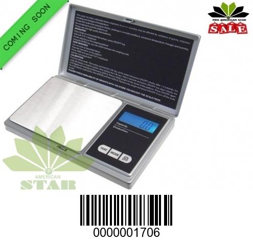 SIL 1Kg Digital Pocket Scale-JK-1706