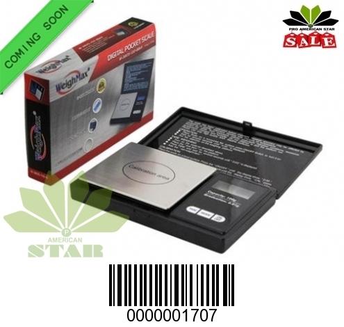 Weighmax W-3805-100g digital Pocket Scale-JK-1707