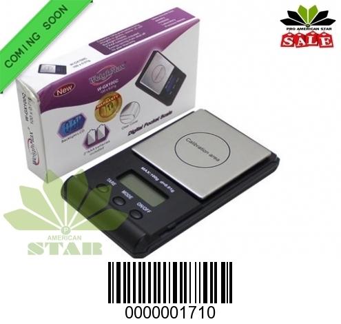 Weighmax W-GX100g Digital Pocket Scale-JK-1710