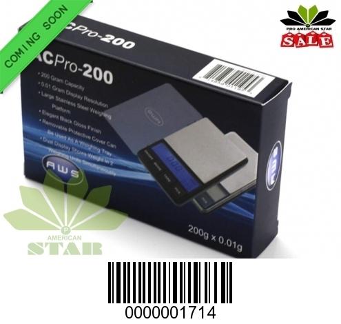 200g Digital Pocket Scale-JK-1714