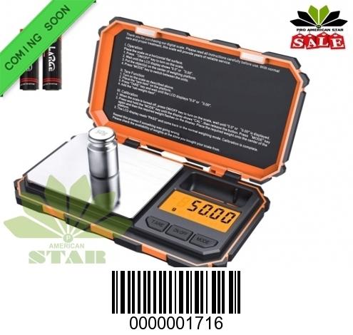 2019 New Mini Digital 200g Pocket Scale-JK-1719