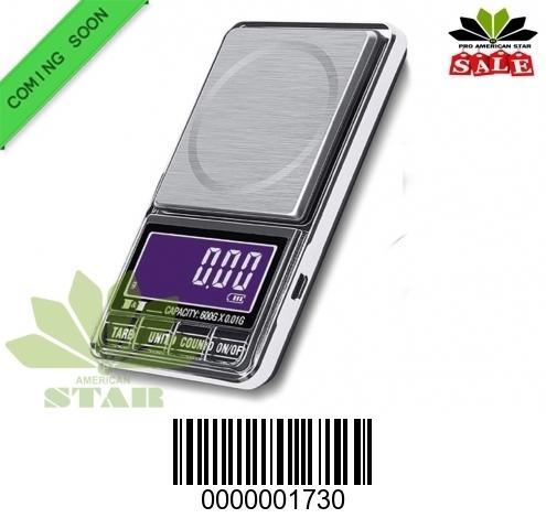 100g Smart Digital Pocket Scale-JK-1730