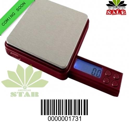 100g blade out Smart  Digital Pocket Scale-JK-1731