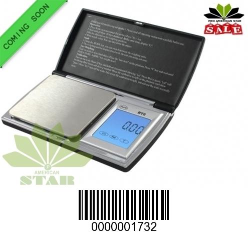 Touch Screen AMW-BT2-201BT 2 Series 200g Pocket Digital Scale-JK-1732