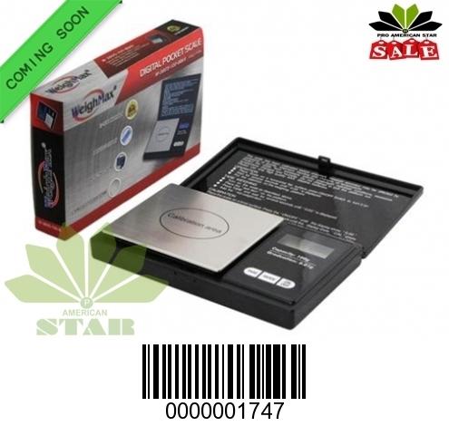 650g Weighmax W-3805-650 Scale-JK-1747