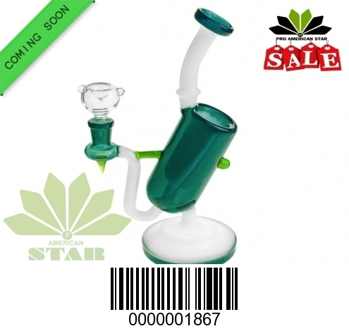 Green Recycler with belly drum-BL-1867