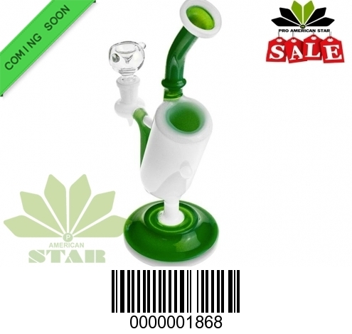Green Recycler with white  belly  drum-BL-1868