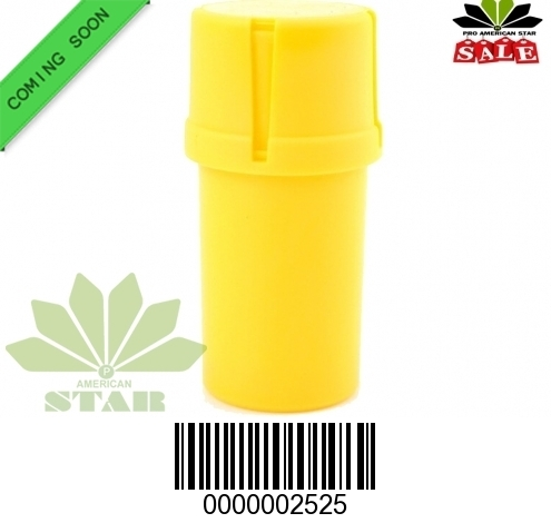 4 pieces Plastic grinder-CH-2525