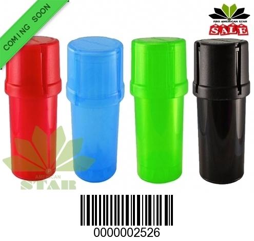 4 pieces Plastic grinder-CH-2526
