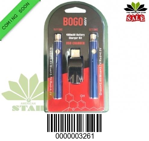 BOGO double battery pack-VK-3261