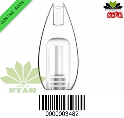 W3 Exceed  Enail replacement glass attachment-VK-3482