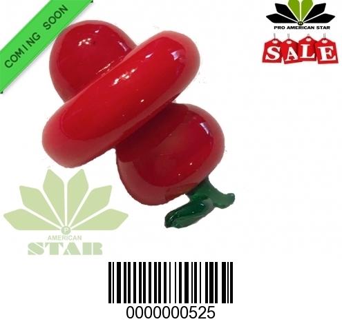 New Strawberry Carb Cap Quartz Carb Cap-JK-525