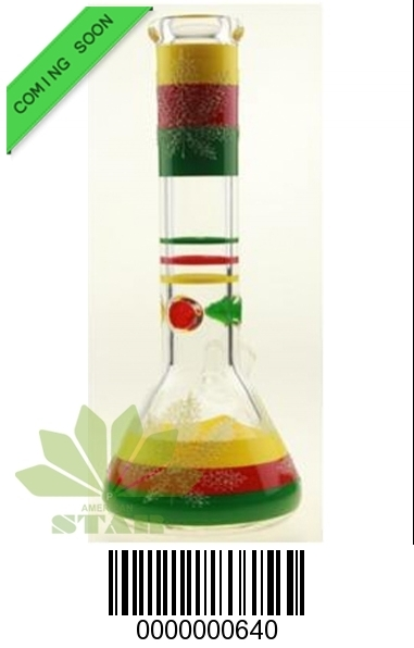 Colorful water pipe-color imprint-DD-640