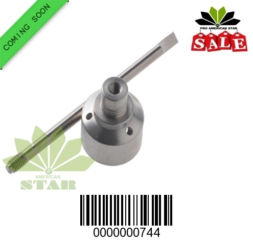 ,Universal Titanium Carb Cap with Two angled hole-JK-744