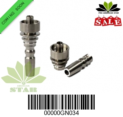 Domeless 10mm male  domeless grade 2 titanium nail-JK-GN032