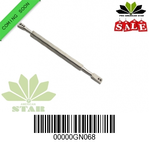 Two in one (Both side spoon) grade 2 Titanium dabber-JK-GN068