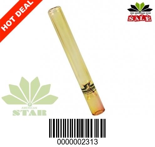 Fumed handblown smoking pipe-VJ-2313