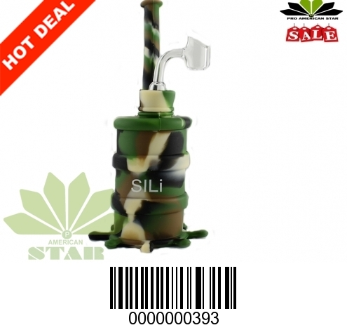 Sili Oil Drum Silicone Oil Rig-JK-393