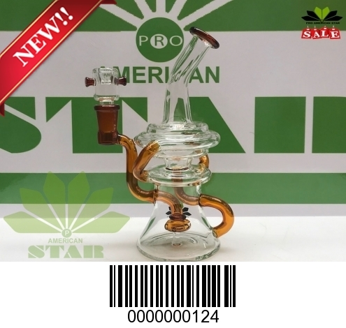 Amber Wormhole recycler Oil Rig- JK-124