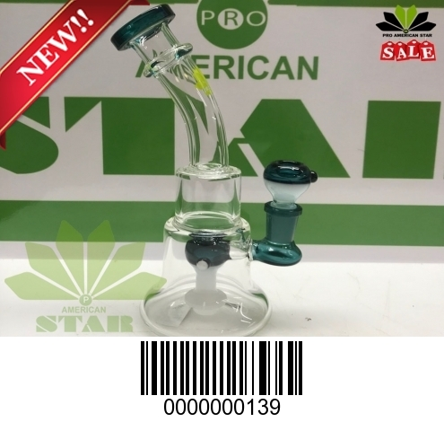 Double Conical  Oil Rig ( Lake green and white)