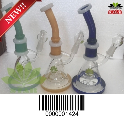 Eight  inches micro twisted oil rig-BL-1424