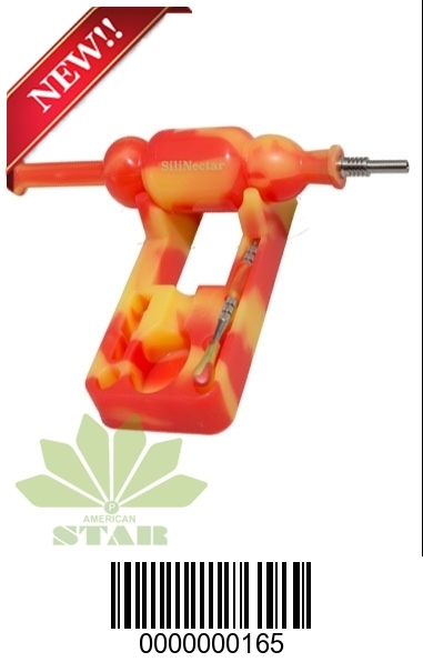 Sili  Nectar Collector-Red yellow mixed -JK-165