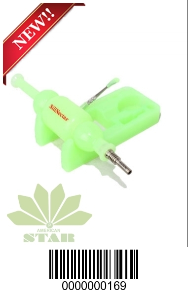 Sili  Nectar Collector (Lime Green  )JK-169)