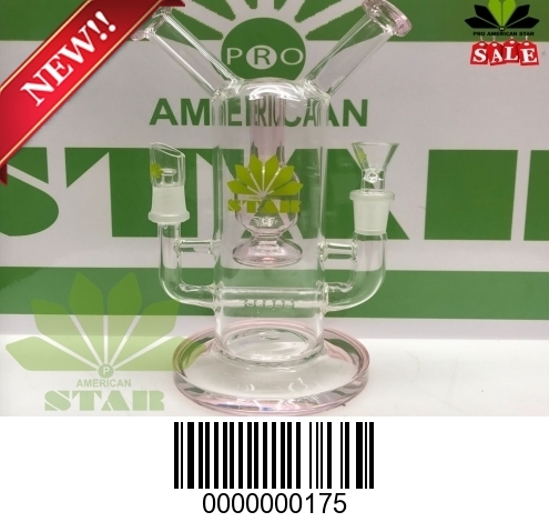 Dual functional Dab, water pipe - SYGB-6