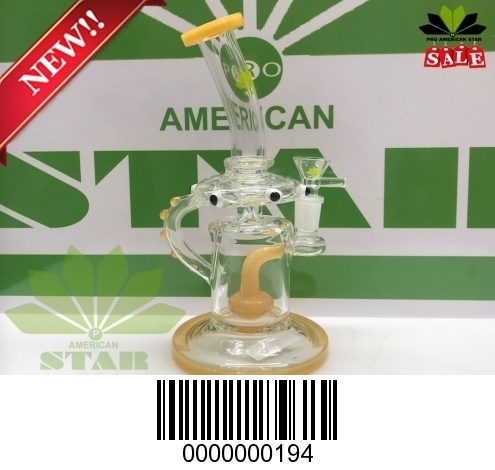 8 inches outside Twisted recycler BL-194