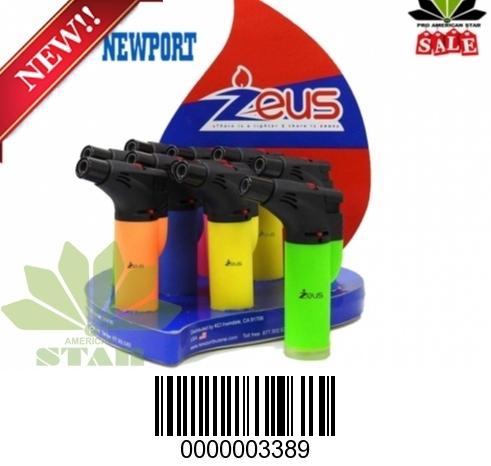Newport Zero Zeus Torch V1-MS-3389