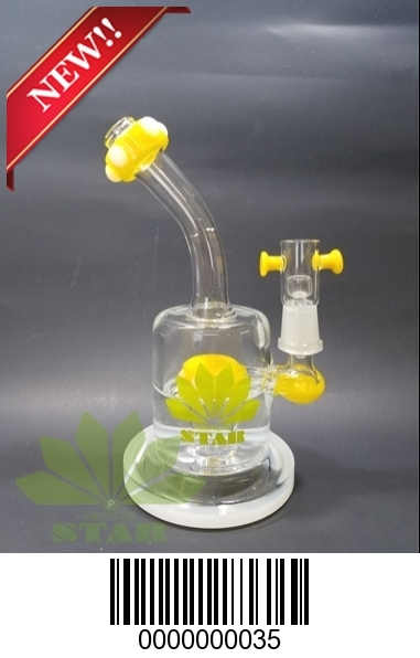 Oil Rig (Yellow)