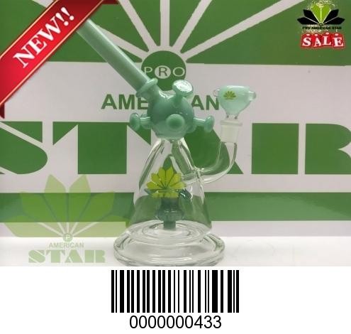 Hade Green Neck Sidewinder banger hanger-BL-433