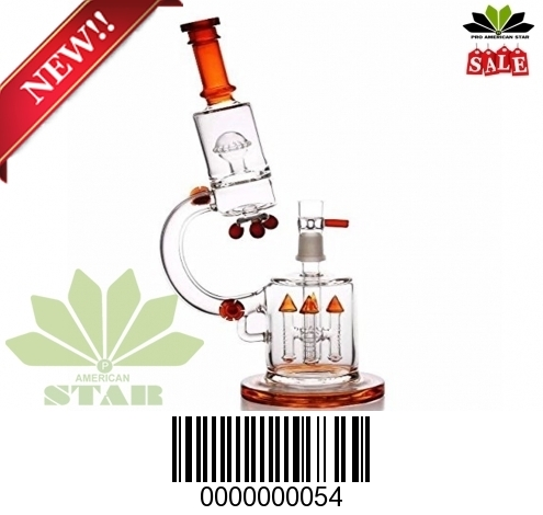 Microscope Oil Rig recycler (White) MZ