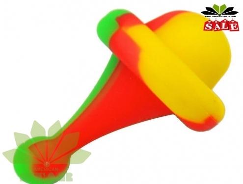 UFO Universal Silicone Cone Shape Carb Cap-JK-1471